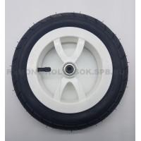 Колесо надувное 10 дюймов без вилки 47-152 10х1,75х2 (Riko Nano) тип 5