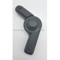 Механизм регулировки капюшона для колясок Tutis/Noordi/Anex  с черной кнопкой
