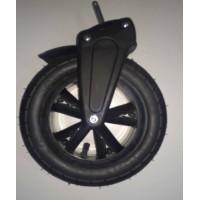 Переднее колесо в сборе с вилкой размер 10 дюймов тип 1