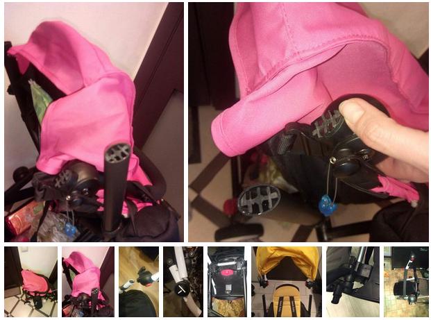 фото ремонта колясок yoya